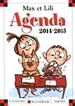 Max et Lili Agenda scolaire 2014/2015