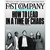 Audible Fast Company, November 2012 | [Fast Company]