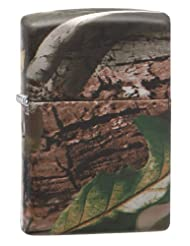 Zippo 28263 New Windproof Lighter - Realtree Apg
