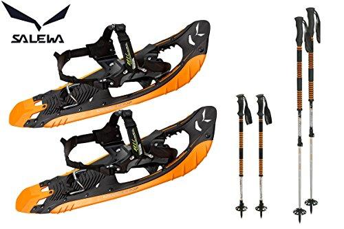 Salewa Schneeschuhe MS 999 Rocker Schneeschuh Schneeschuhwandern
