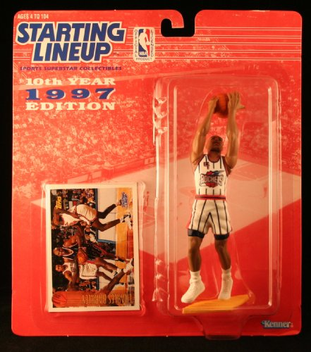 1997 Charles Barkley NBA Starting Lineup Figure - 1