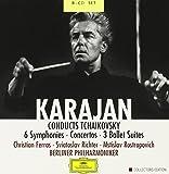 Tchaikovski : Symphonies - Ballets - Concertos (Coffret 8CD)