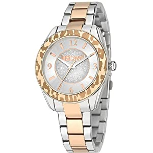 Just Cavalli R7253594503 Women's Style Silver Dial Watch