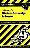CliffsNotes on Dante's Divine Comedy-I Inferno (Cliffsnotes Literature Guides)