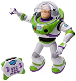 Giochi preziosi - Toy Story - 5108 - Robot - Radio commande - Buzz U Command - 40 cm