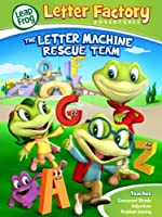 Leapfrog Letter Factory Adventures: Letter Machine