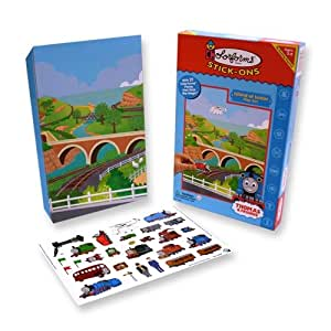 Amazon.com: Thomas and Friends: Colorforms Island of Sodor