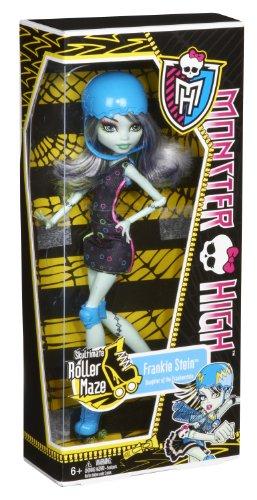 Imagen 2 de Monster High Y6275 - Roller Maze Frankie