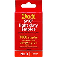 Do it Best Global Sourcing 346628 Do it No. 3 Staples-5/16