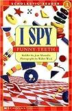 I Spy Funny Teeth: Level 1 (Scholastic Readers)