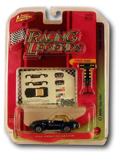 "Johnny Lightning Racing Legends R1 Motion ""King Cobra"" - 1"