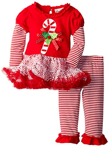 Red Baby Tutu front-127061