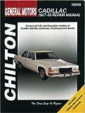 GM Cadillac, 1967-89 (Chilton