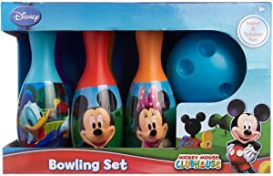 Disney Mickey Mouse Clubhouse Bowling Set MULTI from Disney
