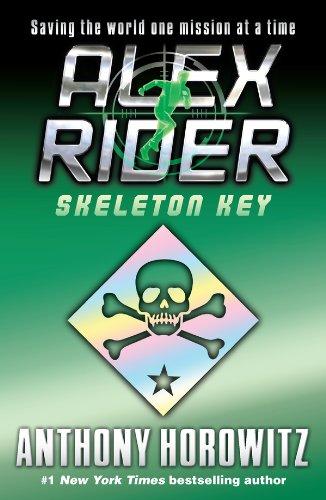 Anthony Horowitz - Skeleton Key (Alex Rider Series #3)
