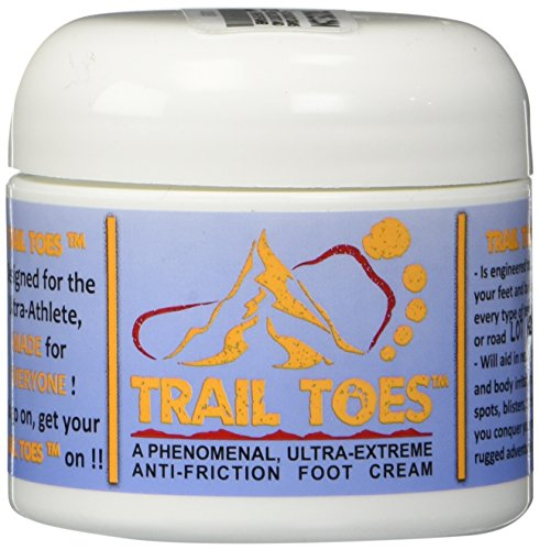 Trail Toes: Phenomenal Ultra-Extreme, Anti-Friction Foot,2 oz (Feet Of Endurance compare prices)