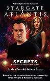 img - for Stargate Atlantis: Secrets (Stargate Atlantis Legacy Book 5) (Stargate Atlantis Legacy) book / textbook / text book