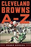 img - for Cleveland Browns A - Z book / textbook / text book