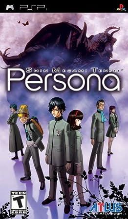 Shin Megami Tensei: Persona - Sony PSP