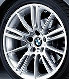 Original BMW Alufelge 3er E90 E91 E92 E93 M Sternspeiche 193 in 18 Zoll für hinten