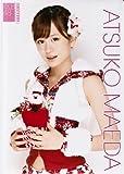 AKB48 公式生写真ポスターA4 サンタ衣装クリスマスver 【前田敦子】