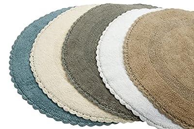 Saffron Fabs bath rugs pattern Crochet Lace