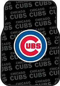 MLB Chicago Cubs Two-Pack Front Car Floor Mat by Northwest