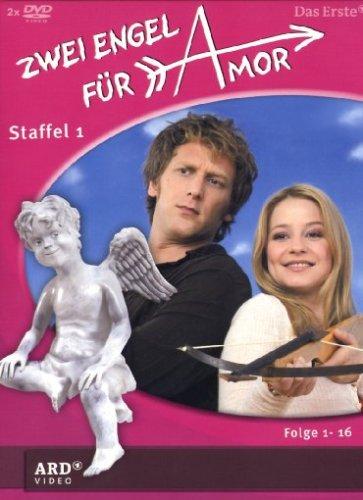 Zwei Engel für Amor - Staffel 1 (2 DVDs)