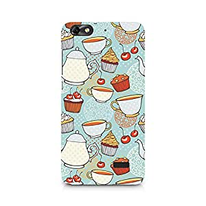 Ebby Cakes and Tea Premium Printed Case For Huawei Honor 4C
