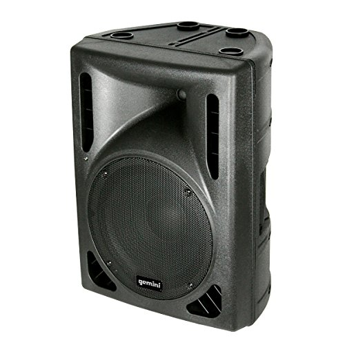 Gemini Drs12P Powered Dj Speaker