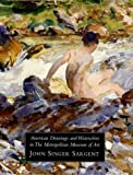 img - for American Drawings in the Metropolitan Museum of Art Volume 3: John Singer Sargent by Herdrich, Stephanie L., Weinberg, H. Barbara (2000) Hardcover book / textbook / text book