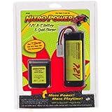 HR72-KIT 7.2 Volt Nitro NiCd Battery/Charger Kit