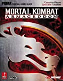 Mortal Kombat: Armageddon: Prima Official Game Guide