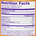 NOW Foods Chlorella 1000mg, 120 Tablets (Pack of 3)