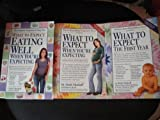 "Heidi Murkoff ""What to Expect"" Collection: Eating Well, When Youre Expecting+When Youre Expecting+The First Year"