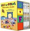 Leo et Popi : coffret 4 DVD + 12 CUBES