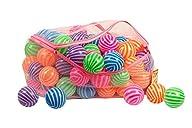 Toysag ball pit 100 pack STRIPE SHAPE…