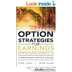 Best options strategies for earnings