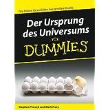 """Der Ursprung des Universums f�r Dummiesvon """"Stephen Pincock"""""""