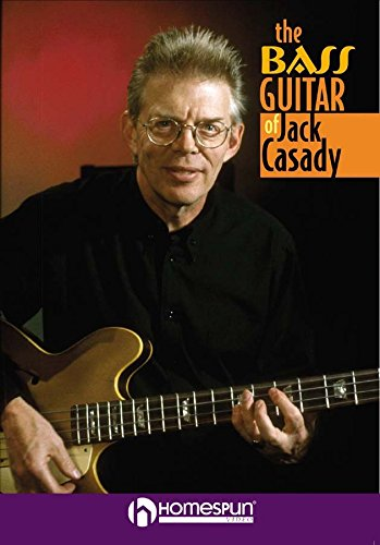 The Bass Guitar Of Jack Casady [Instant Access]