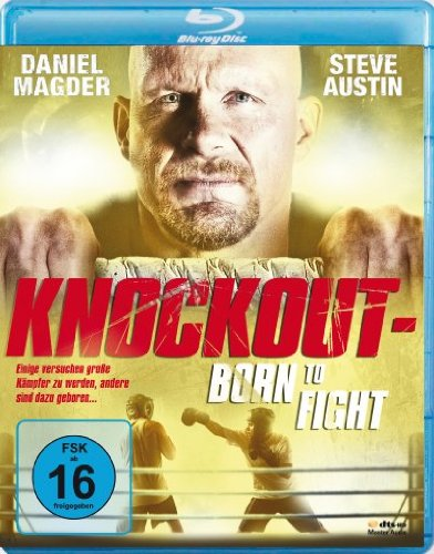 Knockout - Born to Fight [Blu-ray]