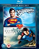 Superman / Superman Returns [Blu-ray] [Region Free]
