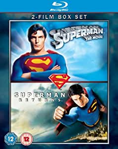 Superman / Superman Returns [Blu-ray] [Region Free]
