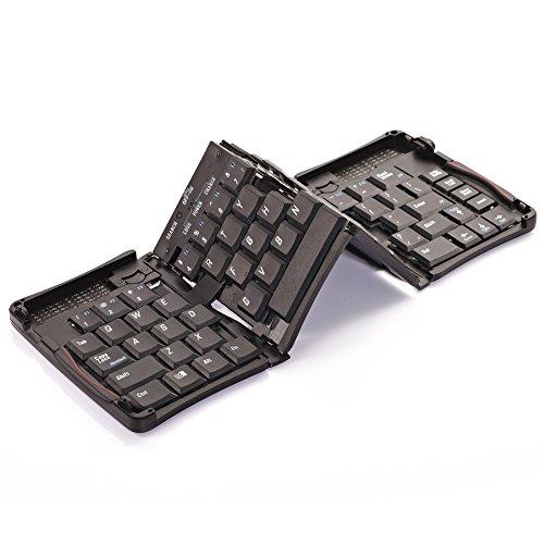 moonmini new folding wireless bluetooth keyboard for pc