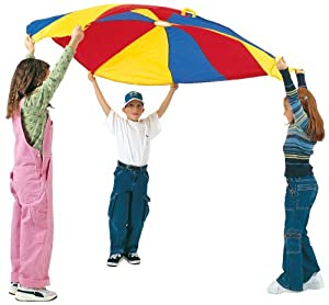 Funchute 6' Parachute from Pacific Play Tents