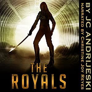 The Royals (Alien Apocalypse Part II) Audiobook