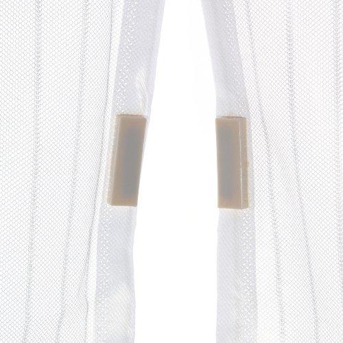 rideau de porte moustiquaire avec aimants ecru les petites annonces gratuites. Black Bedroom Furniture Sets. Home Design Ideas
