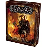 Warhammer Fantasy Roleplay: Omens of War [With 56 Action Cards, 2 Condition Cards, 3 Item Cards]by Games Workshop Limited