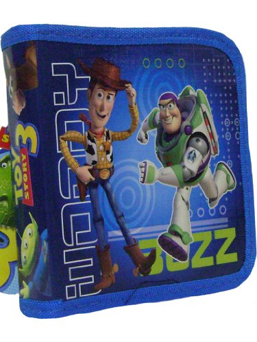 New Toy Story Cd Holder and Trifold Wallet