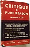 Critique of Pure Reason - Revised Edition